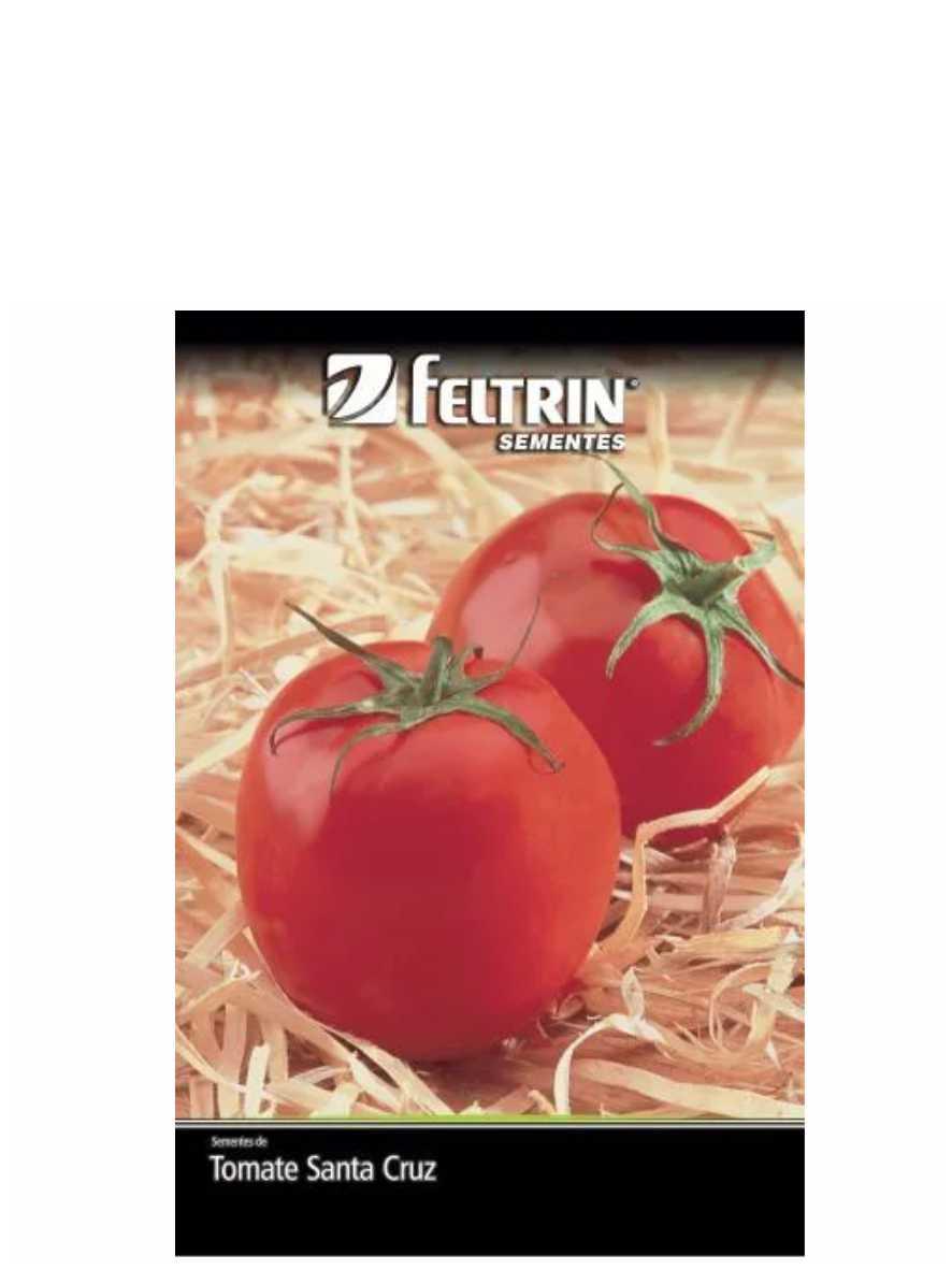 Semente de Tomate Santa Cruz Feltrin Ref. 7154