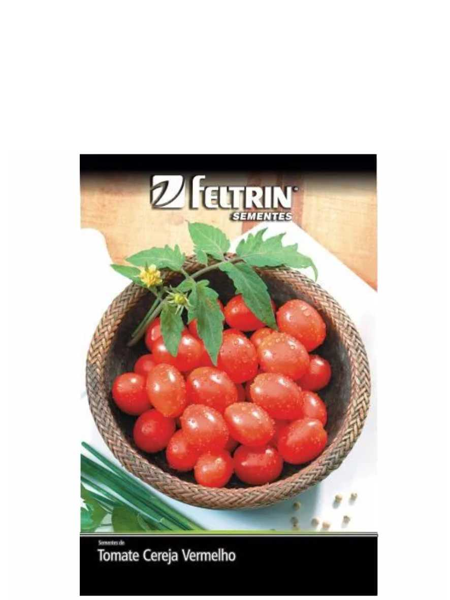 Semente de Tomate Carolina Feltrin Ref. 7155