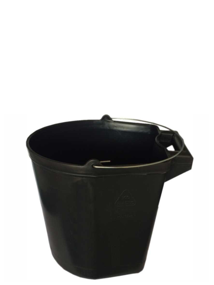 Lata Plástica para Concreto de 16 Litros Ecoplastic Ref. 269