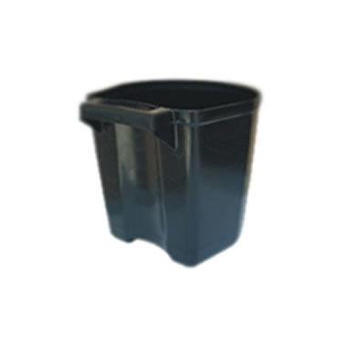 LATA PLASTICA P/ CONCRETO 16L ECOPLASTIC - 269