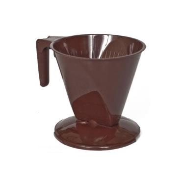 PORTA FILTRO CAFE TAM 103 MARROM PRATIC - REF 561